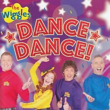 THE WIGGLES - DANCE DANCE CD ~ ABC KIDS ~ AUSTRALIAN ~ CHILDREN *NEW*