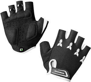 ROCKBROS MTB Road Bike Gloves Boys Girls Half Finger Bicycle Gloves for Kids