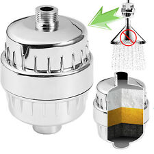 Shower Filter Chlorine Removal Heavy Metal Remove Chlorine for Skin Allergies GM