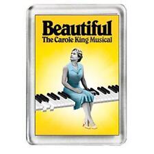 Beautiful. The Musical. Fridge Magnet.