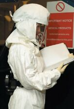 3M Scott Safety T2 / AS Full Hood Visor Protective Tornado Proflow PAPR PPE