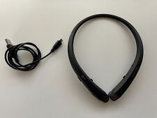 New listing Lg Hbs-912 Tone Infinim Bluetooth Wireless Stereo Headset Deluxe Black