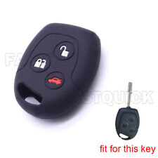 3 Button Key Fob Case Cover Skin Key Cover Protector fit for Ford Mondeo Fiesta