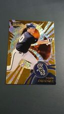 MAGGLIO ORDONEZ 1999 PACIFIC REVOLUTION CARD # 35 B7854