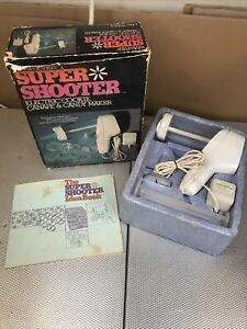 VINTAGE WEAR-EVER SUPER SHOOTER ELECTRIC COOKIE PRESS TESTED!!