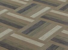 "CHILEWICH BIG STRIPE CORK 18"" x 18"" Woven Vinyl Tile"
