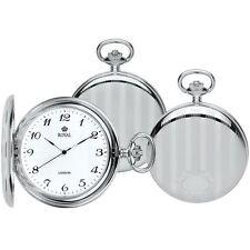 ROYAL LONDON Quartz Movement Pocket Watch Full Hunter 90020-01