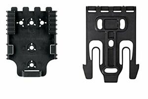 Safariland SLQUICK-KIT1-2 Quick Locking System QLS Platform Kit 1 Male and 1 ...