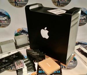 2010 12 CORE Mac Pro 5.1  2x 3.46 GHz + 128GB RAM , Thunderbolt 3 + 4x1 TB NVM +