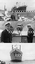 5x 1956 and 1958 RMS ORONSAY Ship Photos with info & dates POSTAGE DISCOUNT