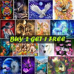 5D Full Drill DIY Diamond Painting Embroidery Art Cross Stitch Kits Gifts Gift