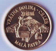 VRATNA DOLINA-CHLEB Slovak Heritage Collectors Coin