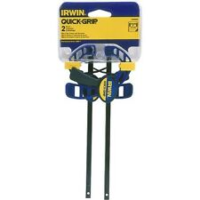 Irwin Quick-Grip Micro Bar Clamp and Spreader 2-Pack