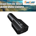 RunCam Scope Cam Lite 40mm Lens HD Airsoft Action Video Camera Wifi Android