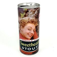 Tennents Sweetheart Stout Beer Can 440 ml Cs Pt Younger of Alloa Glasgow Uk