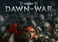 DAWN OF WAR III STEAM key