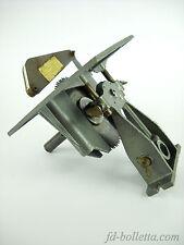 Vecchia sega circolare da banco,vecchio attrezzo da falegname in metallo a314