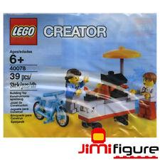 Blue Polybag LEGO Complete Sets & Packs