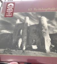 U2 UNFORGETTABLE FIRE WINE RED BURGUNDY COLOURED VINYL NEW SEALED LP. Limited.