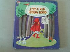 Tell-A-Tales Book, Little Red Riding Hood