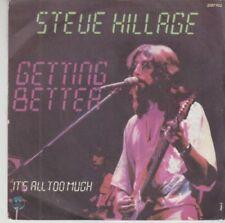 Vinyles singles progressifs