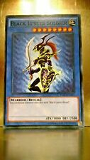 Yu-Gi-Oh Black Luster Soldier YGLD-ENA01 NM COMMON