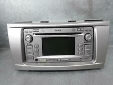 TOYOTA CAMRY STEREO/HEAD UNIT CD STACKER-6 DISC, ACV40, W/ BLUETOOTH & REVER