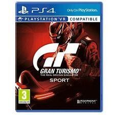 Gran Turismo Sport (PlayStation 4/Ps4)