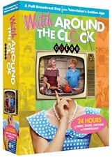 Watch Around The Clock-24 Hours Of Tv In Color (Dvd/Digital Hd/5 Disc)