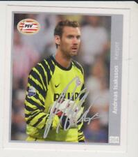 AH 2010-2011 Panini Like sticker 204 PSV Eindhoven Andreas Isaksson