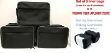 PANNIER LINER BAGS INNER BAGS & TOP BOX BAG FOR TRIUMPH EXPLORER 1200 XC