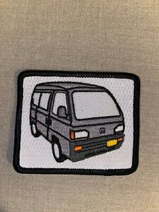 Honda Acty Street Van Embroidered Patch