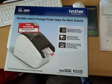 BNIB ! Never opened!   Brother QL-800 High-Speed Professional Label Printer