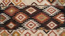 AMAZING 1910 CAUCASIAN ANTIQUE    KELIM   MAFRASH  BAG FACE