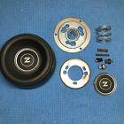 77 - 78 Datsun 280z OEM Steering Wheel Center Horn Button Cap Kit