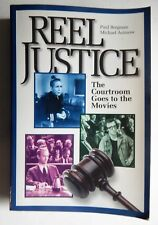 Reel Justice The Courtroom Goes to Movies Bergman 70 films legal attorney law