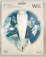 NEW Nintendo Wii / Wii U Nunchuk Video Game Controller Remote Console Accessory