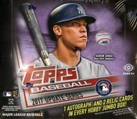 2017 Topps Update Baseball #1-250 Singles U Pick Card Build Lot STARS ROOKIES RC