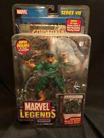 Marvel Legends- Series 8- Doc Ock Figure- NEW IN BOX TOYBIZ