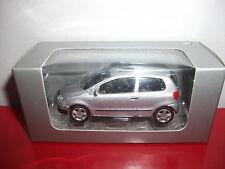 (23.3.15.1) VW Volkswagen FOX gris voiture 3 inch inches Norev 1/54