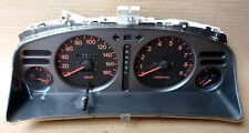 Toyota Corolla AE110 AE111 AE112 Orange Dial Cluster with 9rpm A/T Oem Jdm Used
