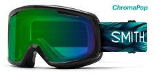 Smith Riot 2 lenses ChromaPop Everyday Green Mirror / Yellow snow goggles