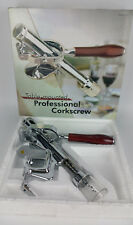NEW Professional Countertop Table Mount Corkscrew Wine Bottle Opener Champagne