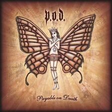 Audio CD Payable on Death (with Bonus DVD) - P.O.D. - Free Shipping