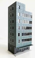 CL144-7S-G: 1:144 N scale building for Gundam, Railway, Sci-Fi diorama - Grey