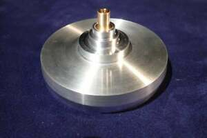 New Stepped Pulley for Thorens 124 Mk1 Made in Italy by Audiosilente