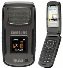 UNLOCKED SAMSUNG RUGBY 1 SGH-A836 A837 CELL PHONE ROGERS AT&T KOODO TELUS BELL++