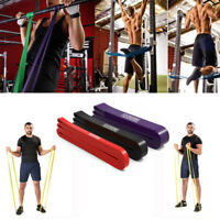 Pull Up Assist Bands - Heavy Duty Resistance Band Mobility Power 4 Level Fitness