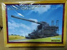 EX RARE METAL TROOPS 1/144 Dora 800mm Largest Railway Gun in the World (NEW)