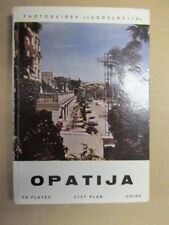 Good - Opatija City Plan and Guide -  1964-01-01 No dust jacket. Wear/marking to